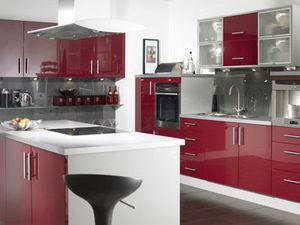 The Symphony Group - boston red - Modern Kitchen