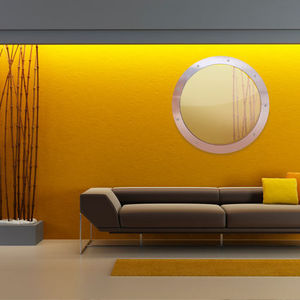 North 4 Design - vision panel style mirrors - Porthole