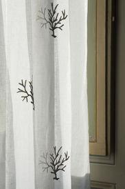 Corallini - Knotted curtain - Linen - Mastro Raphael | Decofinder