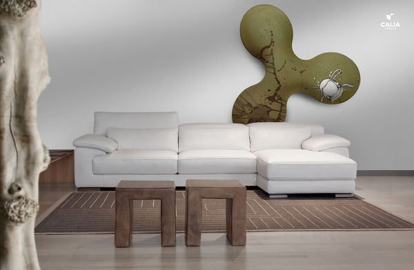 Calia Italia - Adjustable sofa-Calia Italia-Fenice 702