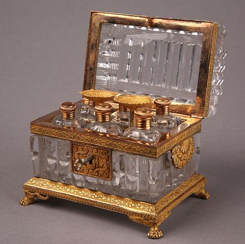 Galerie Atena - Perfume box-Galerie Atena