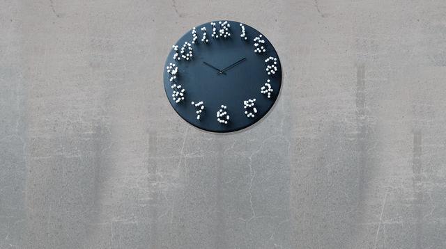 PLANKTON avant garde design - Wall clock-PLANKTON avant garde design