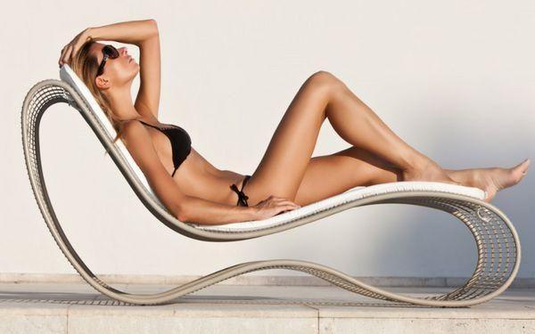 ITALY DREAM DESIGN - Sun lounger-ITALY DREAM DESIGN-Sinuo
