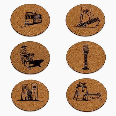 SOBREIRO DESIGN - Coaster-SOBREIRO DESIGN-Light & Decor