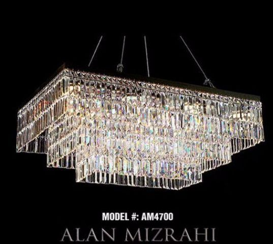 ALAN MIZRAHI LIGHTING - Chandelier-ALAN MIZRAHI LIGHTING-AM4700
