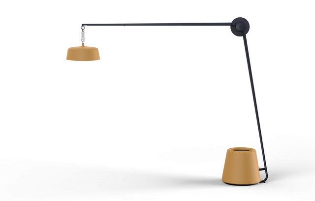 MAIORI - Lamp-holders-MAIORI-La Lampe Pendule