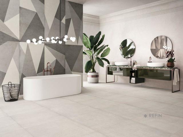 Refin - Ceramic tile-Refin-Plain