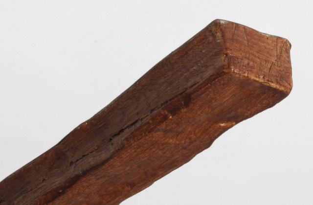 Nevadeco - False beam-Nevadeco-T 09 chêne moyen en 3m