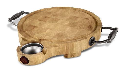 La Cornue - Cutting board-La Cornue-Billot de table