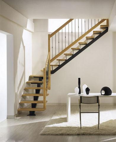 NOVALINEA - Quarter turn staircase-NOVALINEA-MONOTRAVE CLASSIC