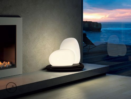 ITALY DREAM DESIGN - Decorative illuminated object-ITALY DREAM DESIGN-Moai