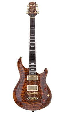 Peavey Electronics - Electric guitar-Peavey Electronics-HP? Signature EXP Tiger Eye
