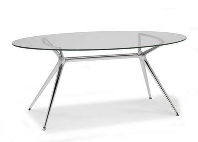 SCAB DESIGN - Oval dining table-SCAB DESIGN-METROPOLIS