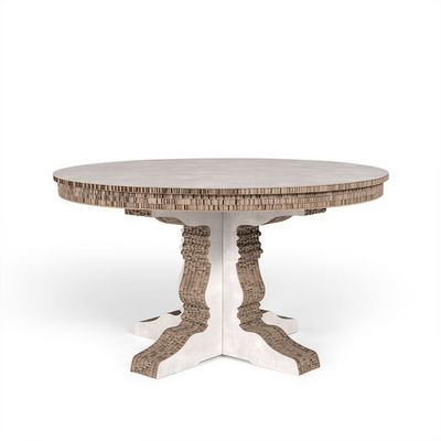 Corvasce Design - Round diner table-Corvasce Design-Tavolo tondo Columbia