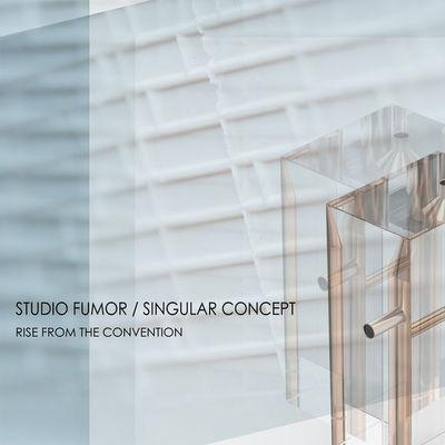 STUDIO FUMOR / SINGULAR CONCEPT - Hotel vanity kit-STUDIO FUMOR / SINGULAR CONCEPT-STUDIO FUMOR / SINGULAR CONCEEPT