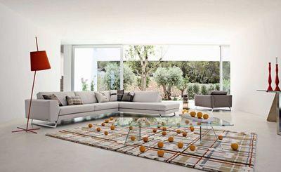 Satelis - Corner sofa - ROCHE BOBOIS | Decofinder