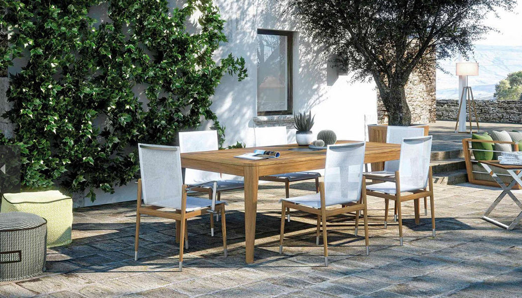 ITALY DREAM DESIGN Gartentisch Gartentische Gartenmöbel  |