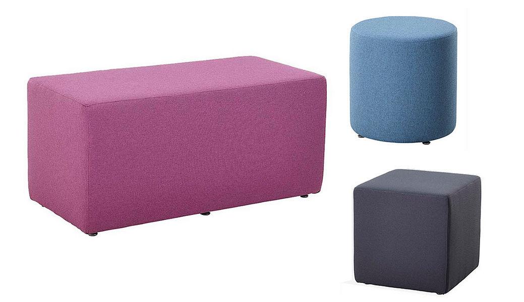 SITEK Sitzkissen Schemel und Beinauflage Sitze & Sofas  |