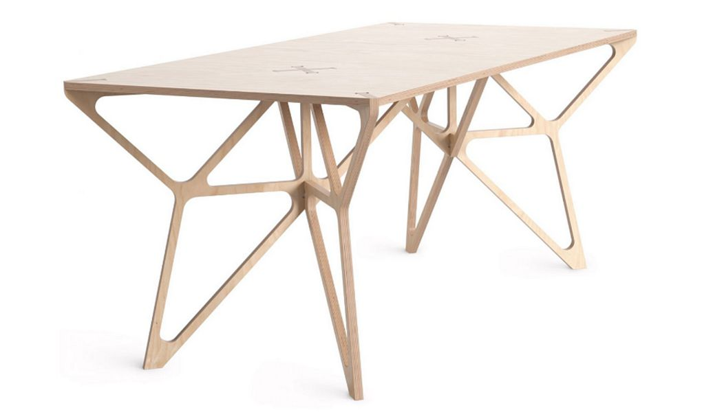 ALMOST FURNITURE Rechteckiger Esstisch Esstische Tisch  |