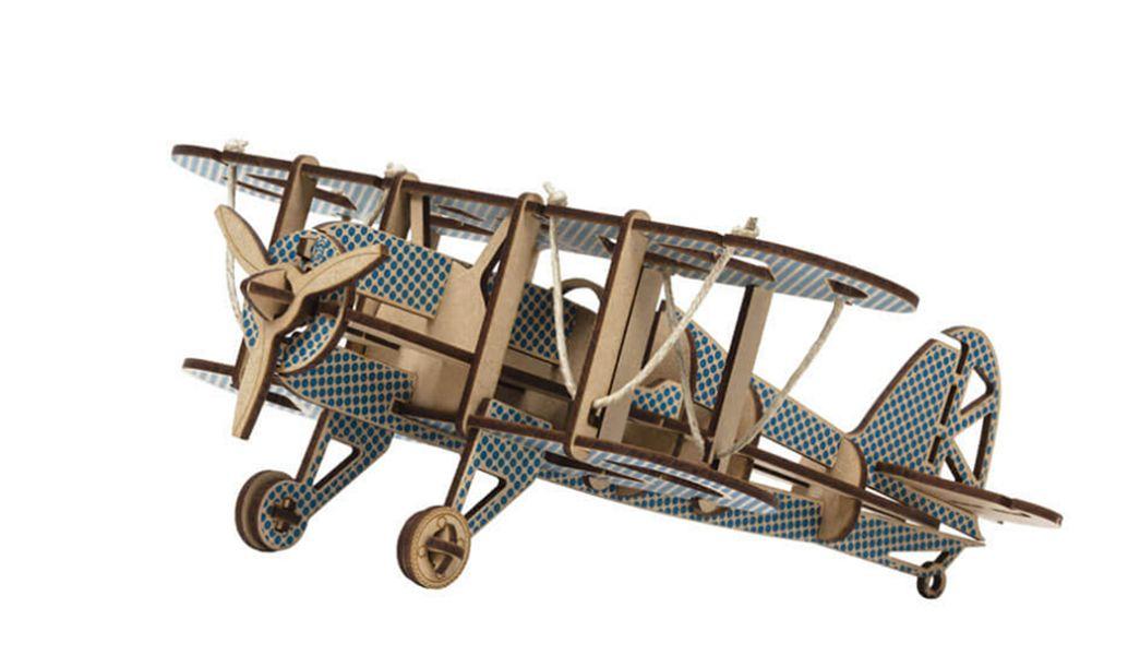 KELPI & GOMILLE Flugzeugmodell Modelle Dekorative Gegenstände  |