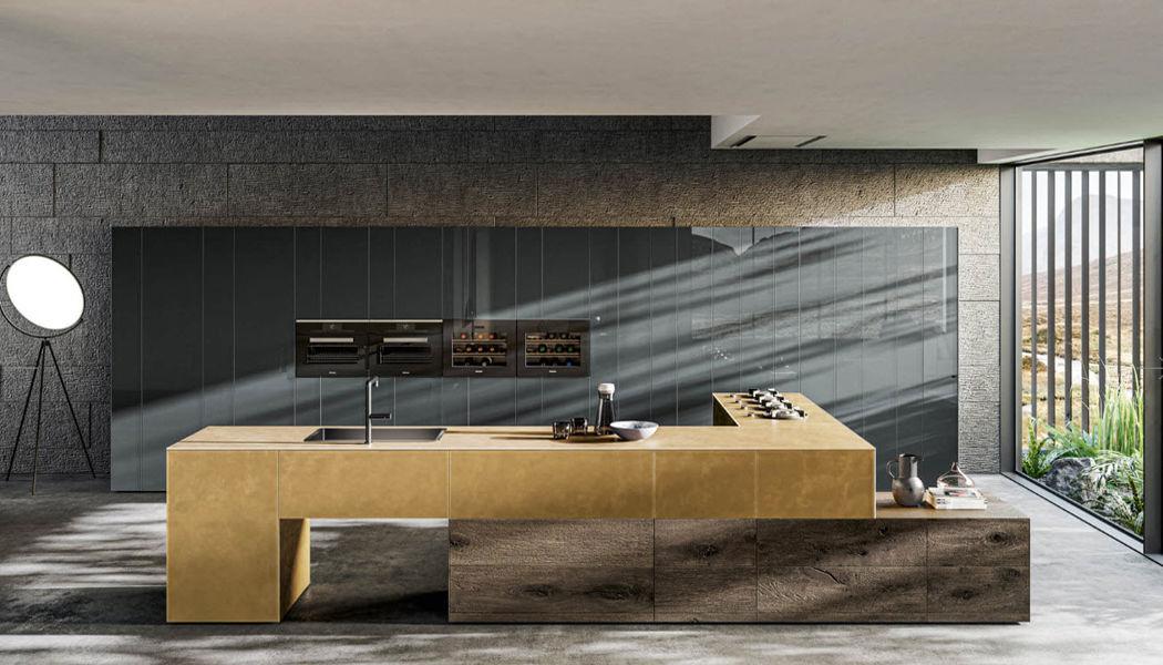 LAGO Moderne Küche Küchen Küchenausstattung   
