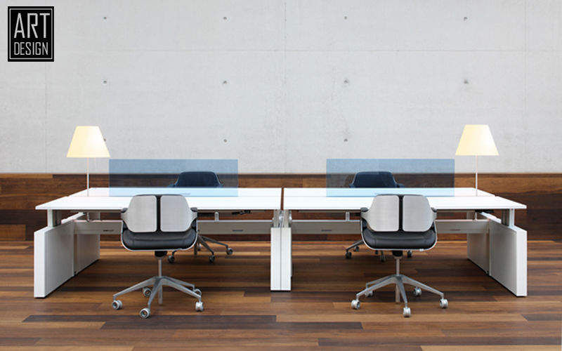 ARTDESIGN Schreibtisch Büroräume Schreibtische & Tische Büro Arbeitsplatz |