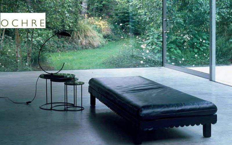 Ochre Recamiere Einzelbett Betten Wohnzimmer-Bar | Design Modern
