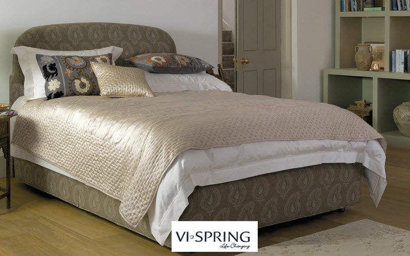 Vi-Spring Doppelbett Doppelbett Betten Schlafzimmer | Klassisch