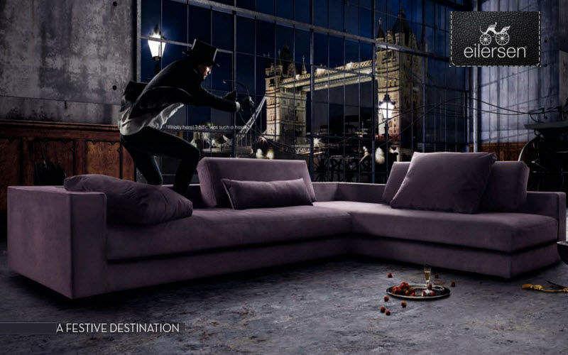 Eilersen Ecksofa Sofas Sitze & Sofas Wohnzimmer-Bar   Design Modern