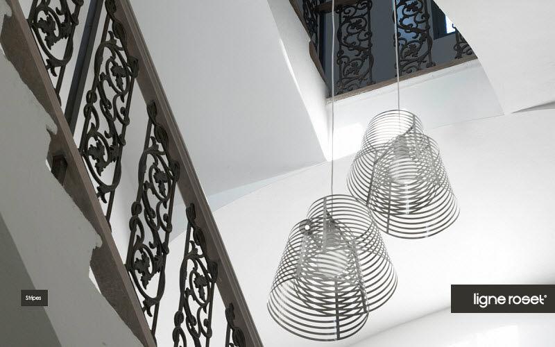 Ligne Roset Deckenlampe Hängelampe Kronleuchter und Hängelampen Innenbeleuchtung Eingang |
