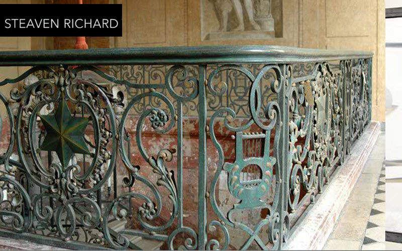 Atelier Steaven Richard Treppengeländer Treppen, Leitern Ausstattung Eingang | Klassisch