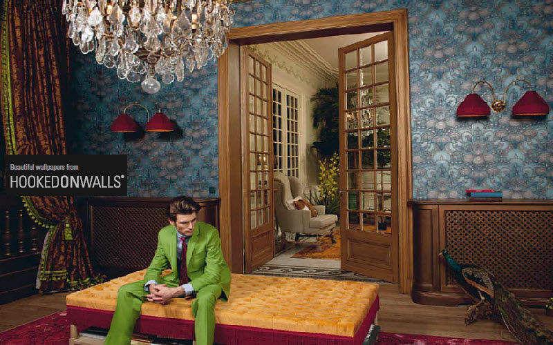Hookedonwalls Tapete Tapeten Wände & Decken Wohnzimmer-Bar | Unkonventionell