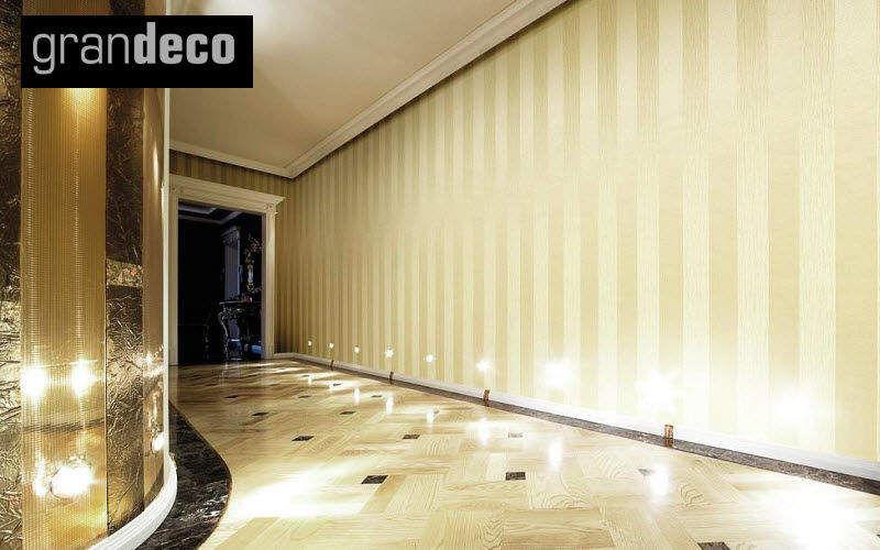 GRANDECO Tapete Tapeten Wände & Decken Arbeitsplatz | Klassisch