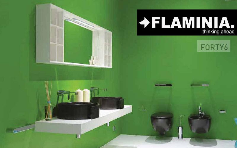 Flaminia    Badezimmer   Design Modern