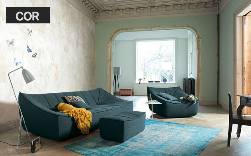 COR Sitzgruppe Couchgarnituren Sitze & Sofas Wohnzimmer-Bar | Design Modern
