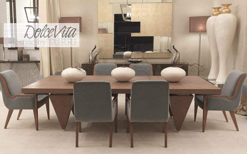 DOLCE VITA LIFESTYLE Esszimmer Esstische Tisch Esszimmer | Design Modern