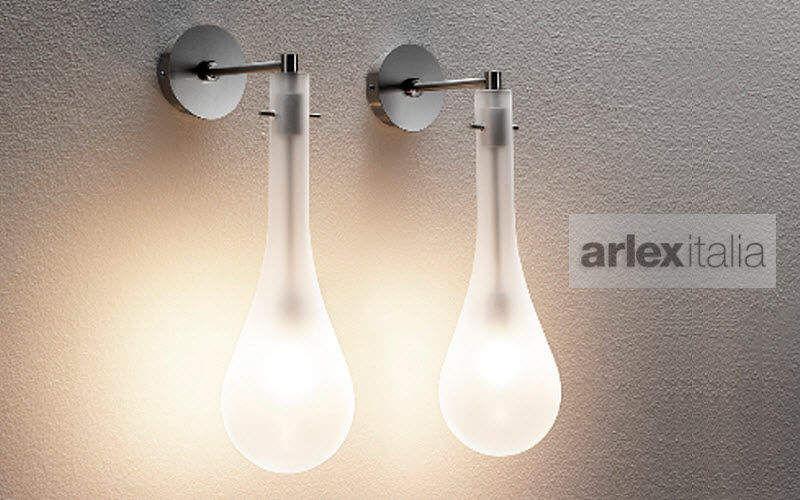 Arlexitalia Badezimmer Wandleuchte Wandleuchten Innenbeleuchtung  |