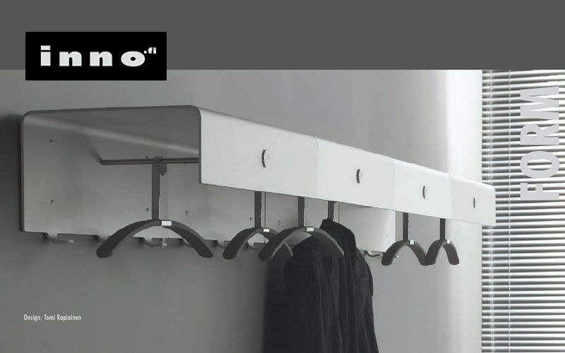 INNO Büro-Garderobe Schränke und Regale Büro Arbeitsplatz | Design Modern