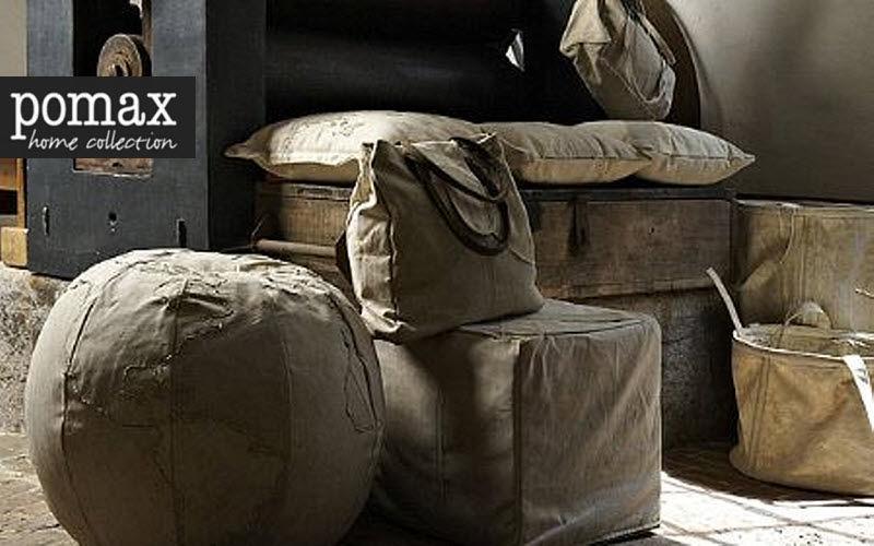 Pomax Sitzkissen Schemel und Beinauflage Sitze & Sofas  |