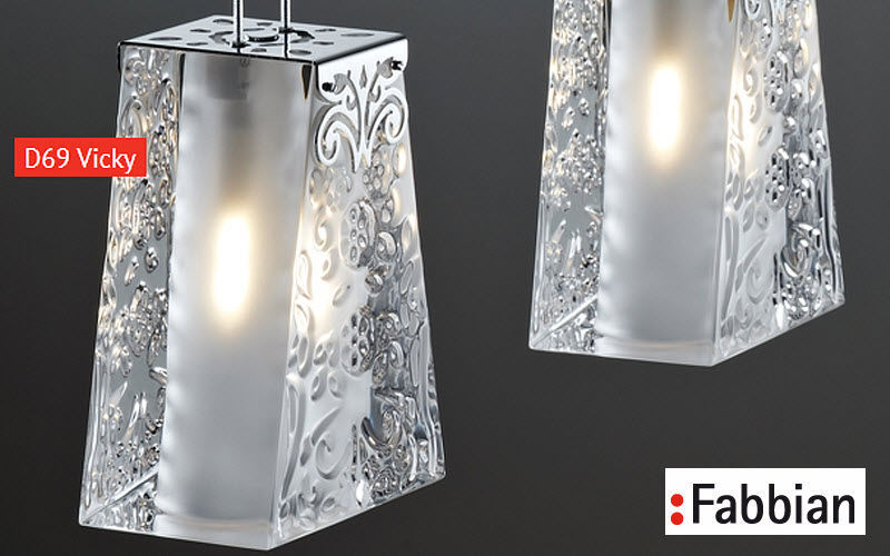 Fabbian Deckenlampe Hängelampe Kronleuchter und Hängelampen Innenbeleuchtung  |