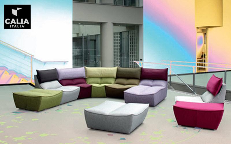 Calia Italia Niederer Sessel Sessel Sitze & Sofas  |