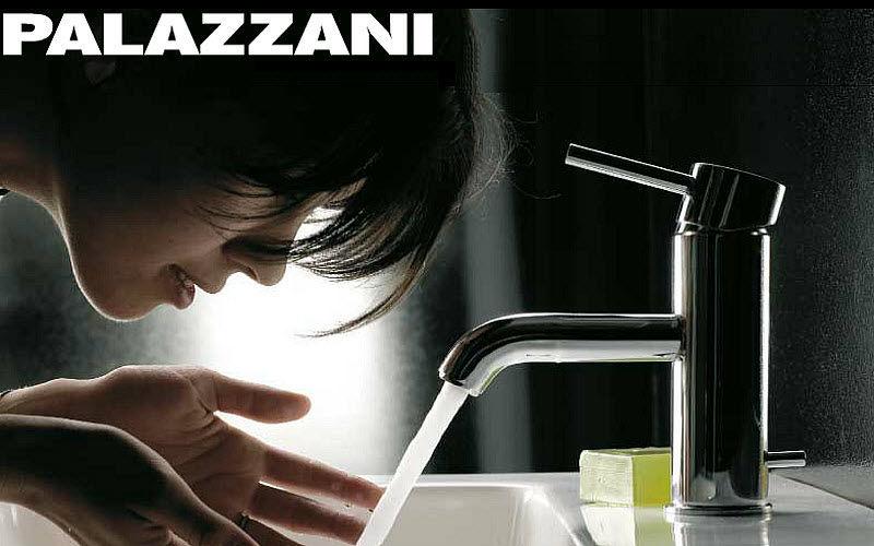 PALAZZANI Wascbecken Mischbatterie Wasserhähne Bad Sanitär Badezimmer | Design Modern