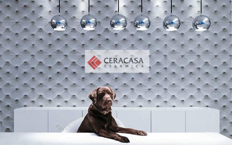 CERACASA Wandfliese Wandfliesen Wände & Decken Arbeitsplatz | Unkonventionell