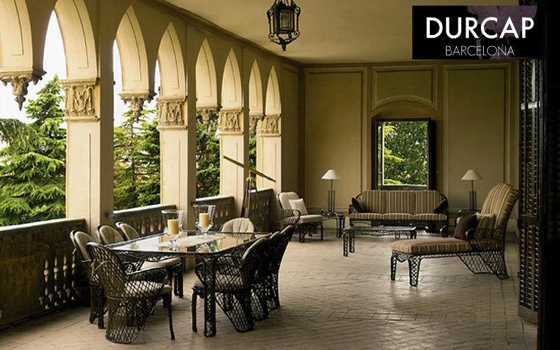 DURCAP    Terrasse   Exotisch