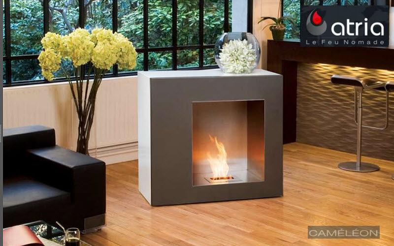 ATRIA - LE FEU NOMADE Kamin Bioethanol Kamine Kamin Wohnzimmer-Bar | Design Modern