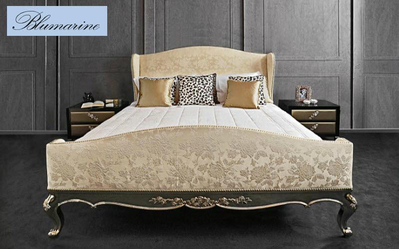 Blumarine Home Collection Doppelbett Doppelbett Betten Schlafzimmer | Klassisch