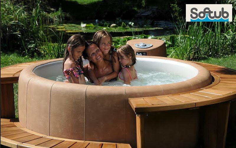 SOFTUB Aufblasbarer Spa Spas Schwimmbad & Spa  |
