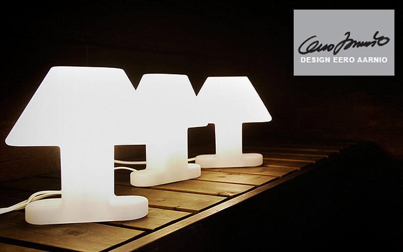 STUDIO EERO AARNIO Tischlampen Lampen & Leuchten Innenbeleuchtung  |