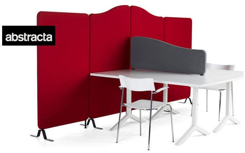 Abstracta Büro Zwischenwand Trennwände Wände & Decken Arbeitsplatz | Design Modern