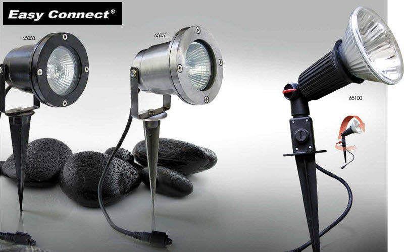 Easy Connect Steckscheinwerfer Bodenbeleuchtungen Außenleuchten  |